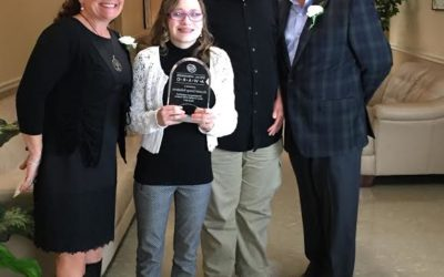 Accent Receives Award from Special School District
